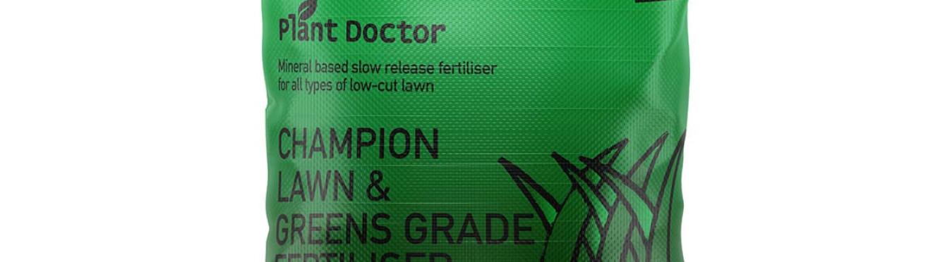 Fertiliser Greens Slow Release