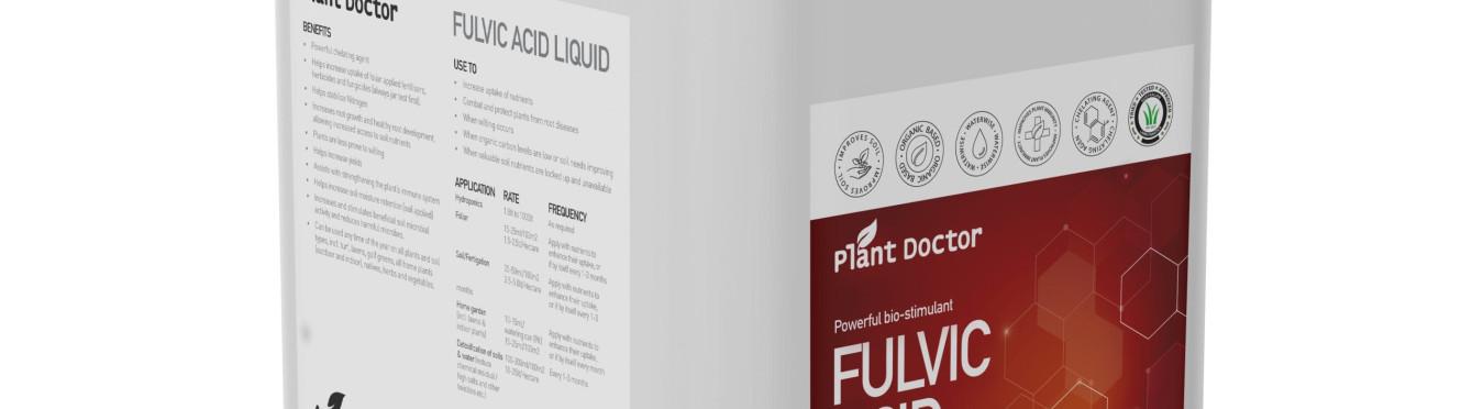 Fulvic Acid 20l biostimulant